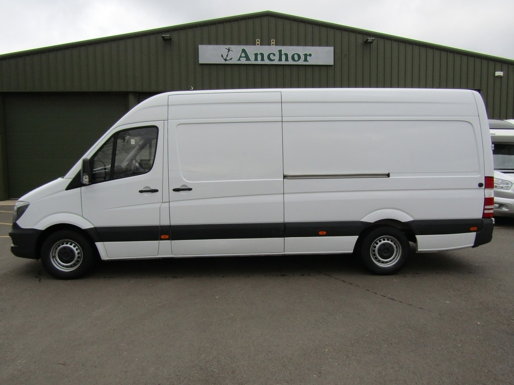 Mercedes Sprinter WX63 EGK