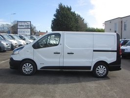 Renault Trafic HY64 JUO