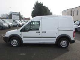 Ford Transit Connect NL08 PNK