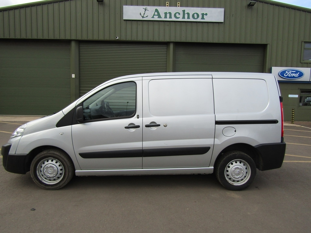 Citroen Dispatch GN15 UGW