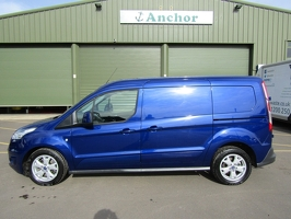 Ford Transit Connect YP18 FZG