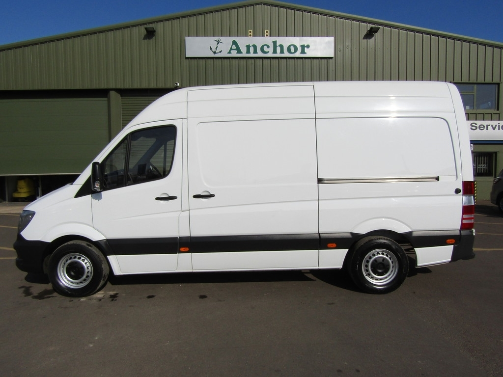 Mercedes Sprinter EO14 WBG