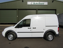 Ford Transit Connect EK09 XRD