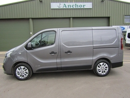 Renault Trafic LO66 WHP