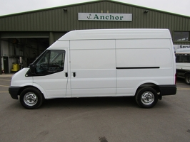 Ford Transit EJ63 PUX