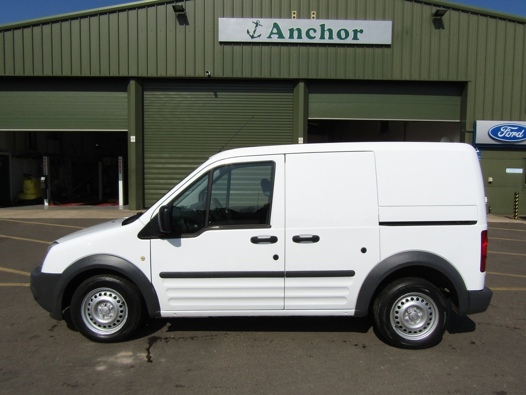 Ford Transit Connect YG12 OKD