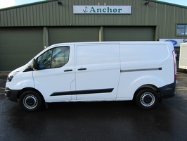 Ford Transit Custom BT64 ZWK
