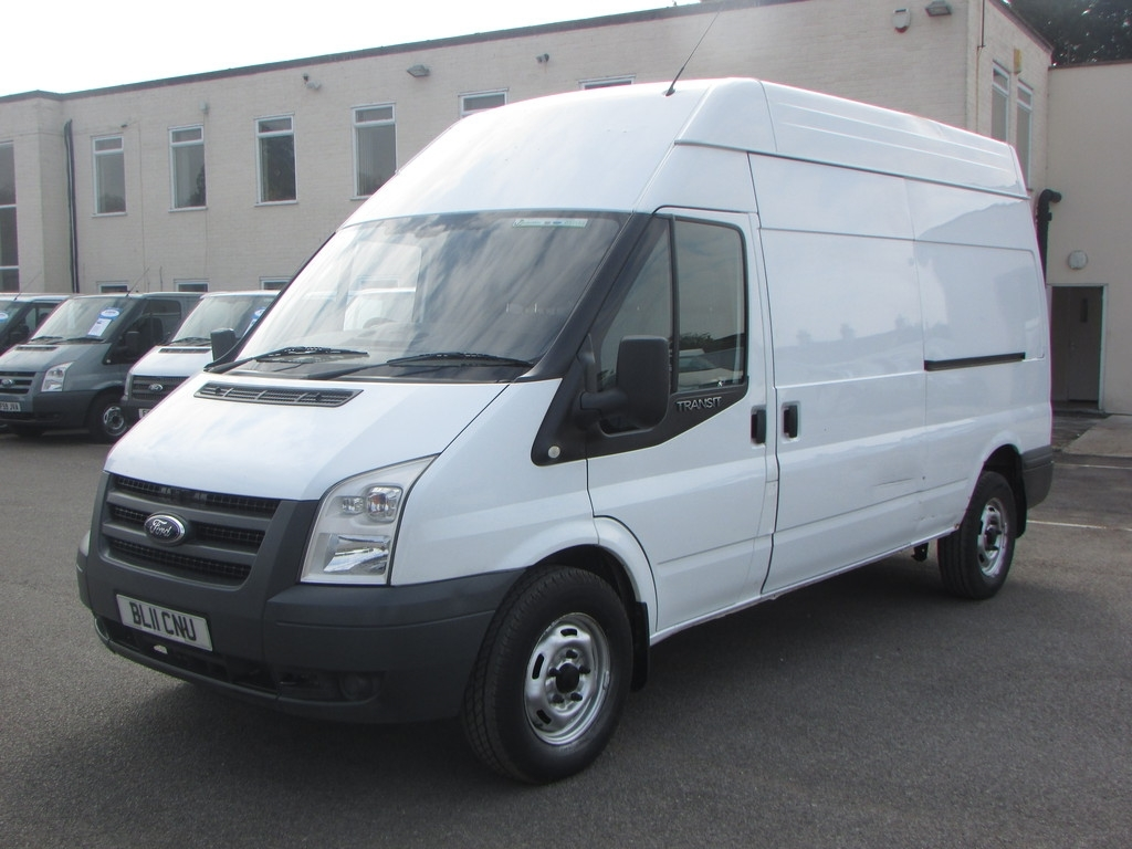 c99642152b Used Ford Vans - Free Delivery within 150 Miles - Anchor Vans