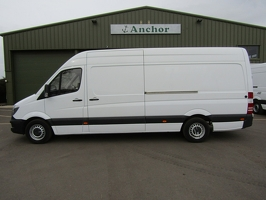 Mercedes Sprinter YH65 UDX