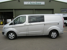Ford Transit Custom MV66 XSW