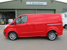 Ford Transit Custom NJ15 FHU