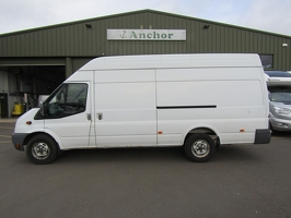 Ford Transit AD59 YLG