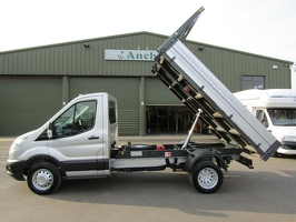 Ford Transit SF66 YWZ