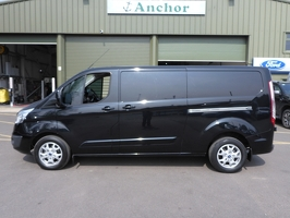 Ford Transit Custom LY14 CEA