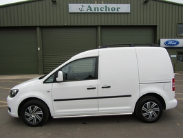 Volkswagen Caddy WJ62 WUP