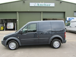 Ford Transit Connect CV60 WHT