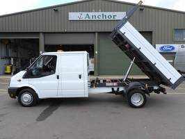 Ford Transit MJ14 MVH