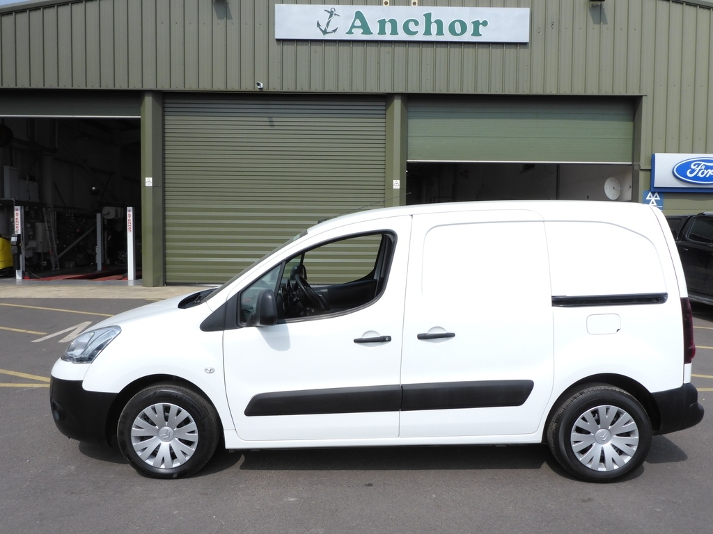 Citroen Berlingo BV63 NKR