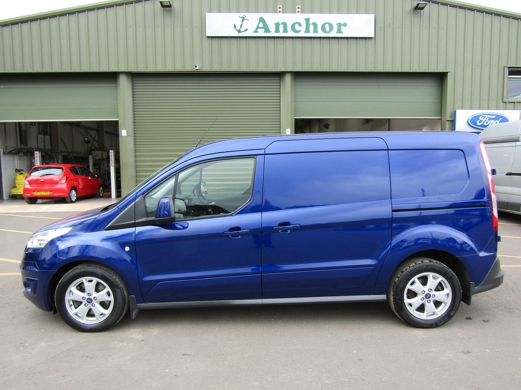 Ford Transit Connect LN18 OHJ