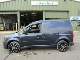Volkswagen Caddy GD17 EVF