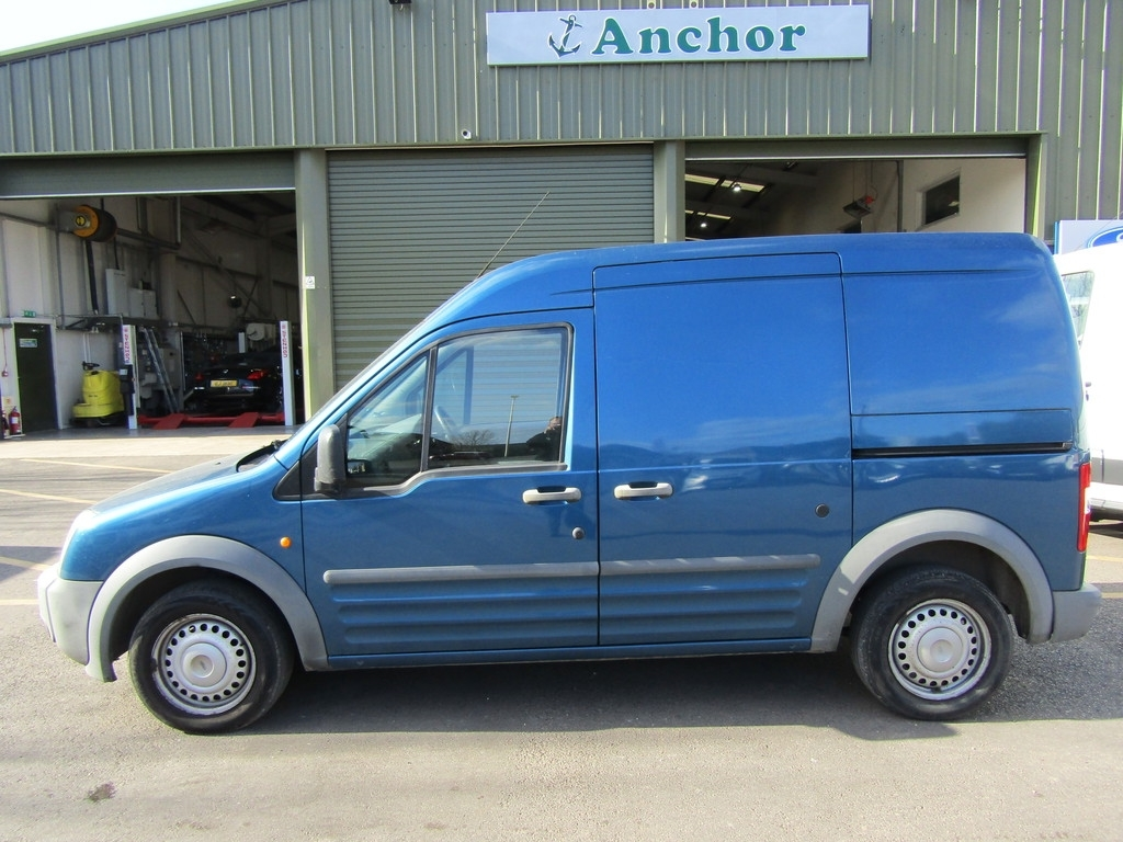 Ford Transit Connect LD57 SZY