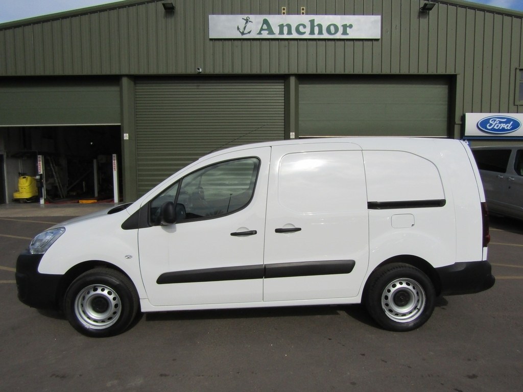 Citroen Berlingo SC66 OUH