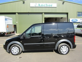 Ford Transit Connect YN13 HGU