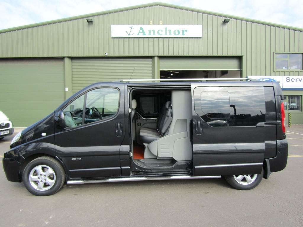 Renault Trafic BJ13 FXD
