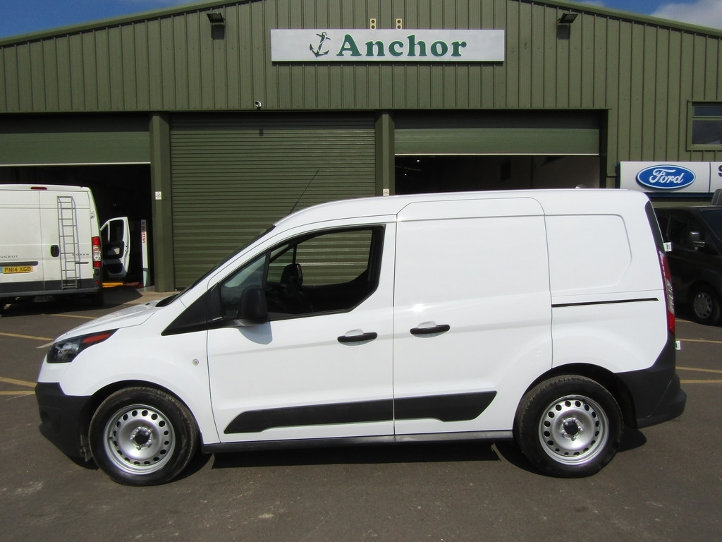 Ford Transit Connect BN67 GZR