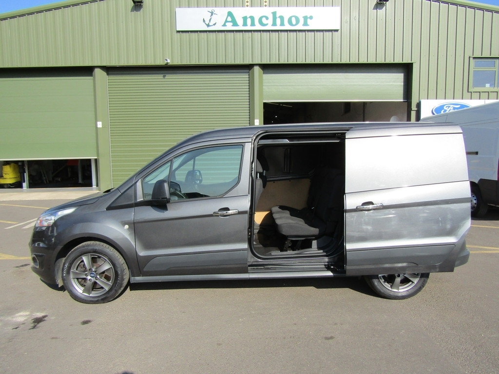 Ford Transit Connect YR15 OXC