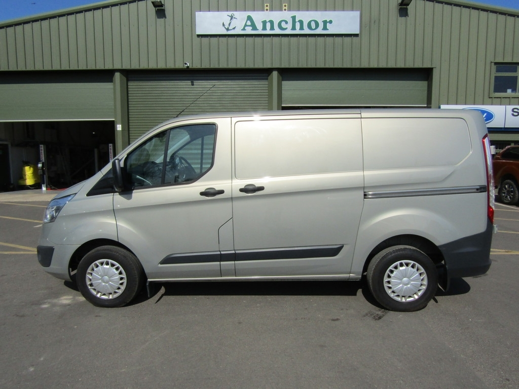 Ford Transit Custom BT64 BYX