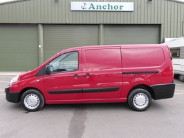 Citroen Dispatch HV15 LNT