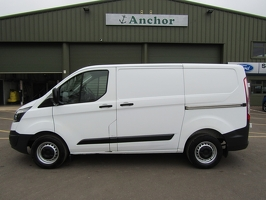 Ford Transit Custom BT15 BWZ