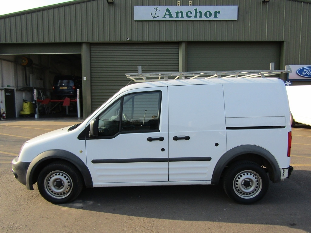Ford Transit Connect MW12 VLS