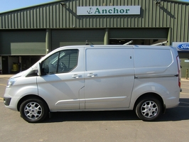 Ford Transit Custom CX64 XVV
