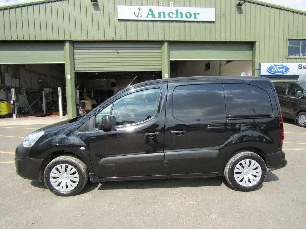 Citroen Berlingo LB17 OPN