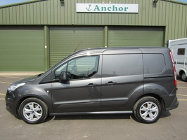 Ford Transit Connect ND17 GMV