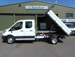 Ford Transit MV16 PWK