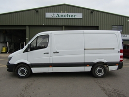 Mercedes Sprinter LL16 SXB