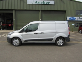 Ford Transit Connect AK15 FNE