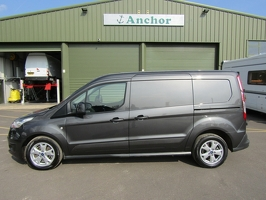 Ford Transit Connect RO16 HZW