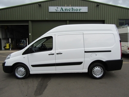 Citroen Dispatch SB15 EBD