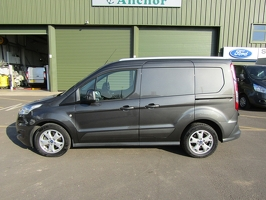 Ford Transit Connect EK18 JCX