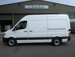 Mercedes Sprinter SJ66 POH