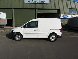 Volkswagen Caddy BJ17 CMY