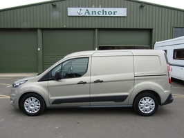 Ford Transit Connect YM15 EJJ