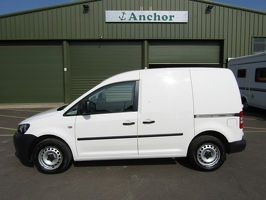 Volkswagen Caddy AE13 VVY