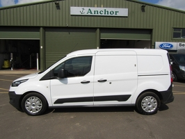 Ford Transit Connect EO64 YUB