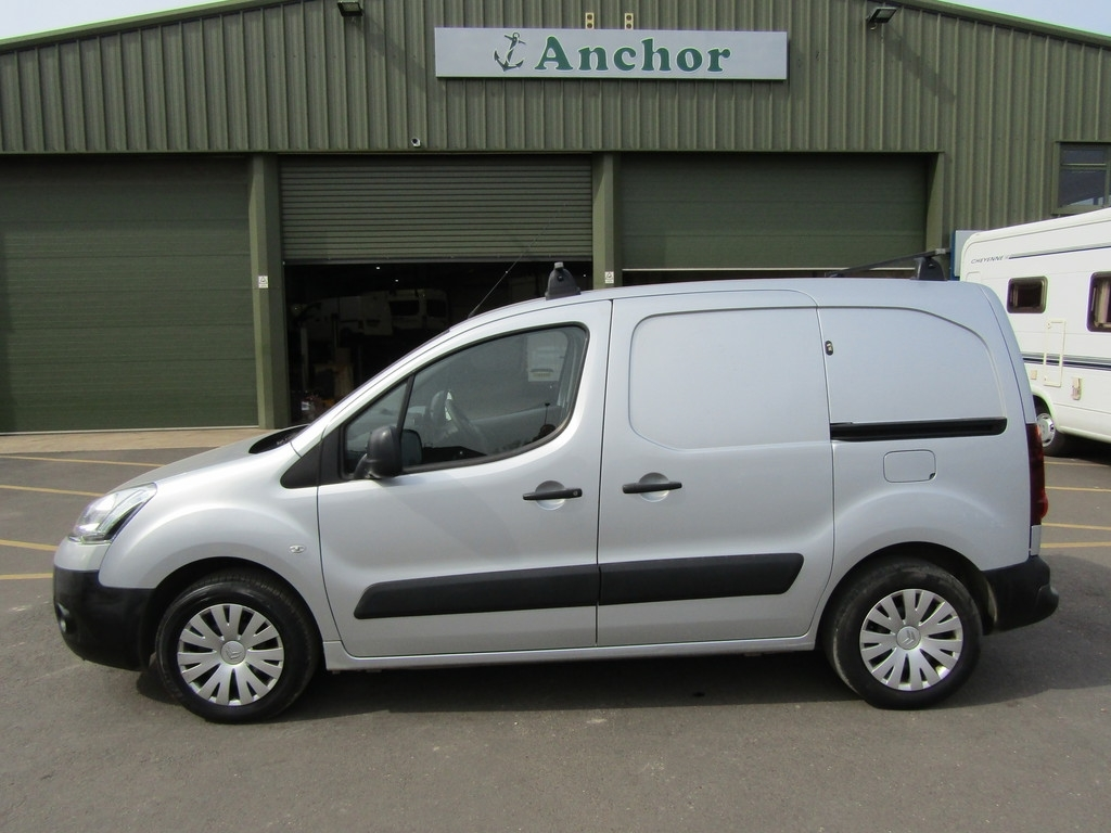 Citroen Berlingo LB62 MJV