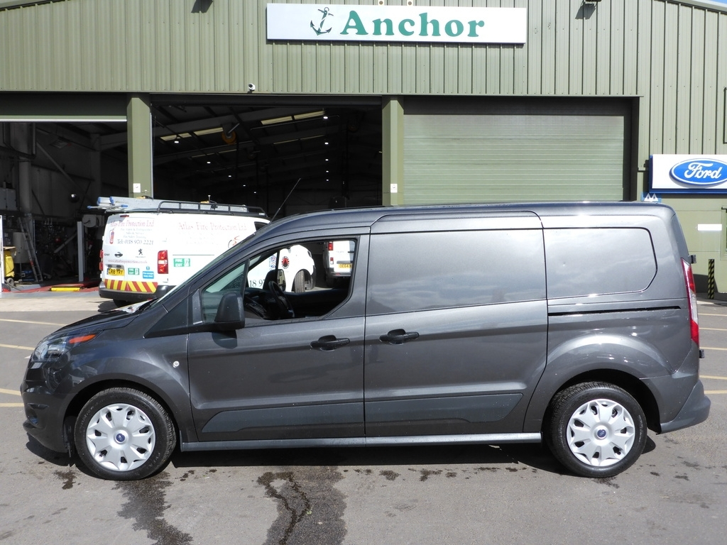 Ford Transit Connect SL66 EBD